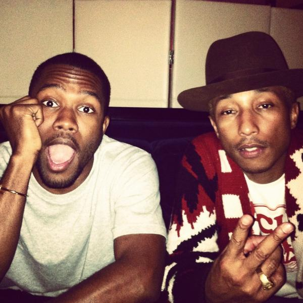 Frank Ocean Has An 11 Song Album In The Works?