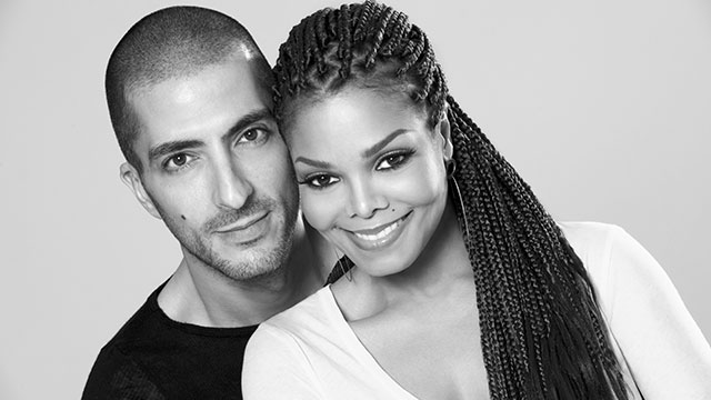 Janet Jackson is Hitched!