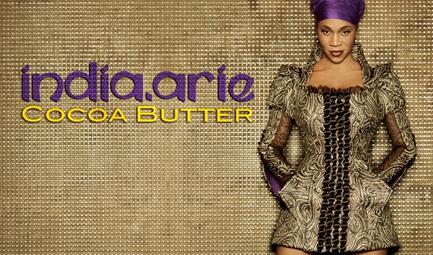 India Arie introduces Shea Butter