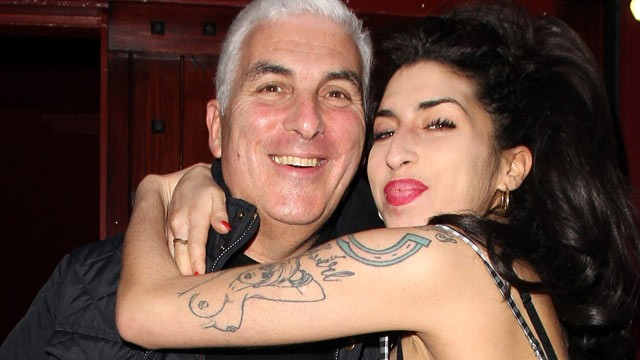 Amy Winehouse Father is Not Pleased with Cover of Back to Black