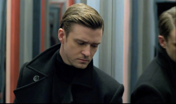 EYE CANDY: JUSTIN TIMBERLAKE x MIRRORS