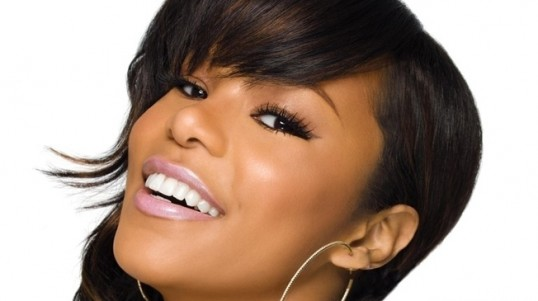 EYE CANDY : Letoya Luckett in black and white chic