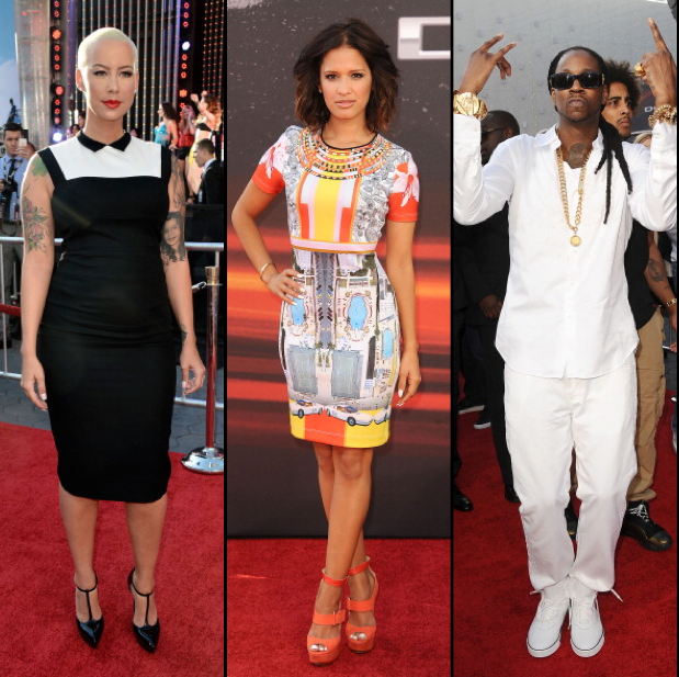 Rocsi, Wiz Khalifa, Tyrese & more attend 'Fast and The Furious 6' Opening