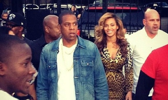 Everyone is wondering … Is Bey Pregnant again?