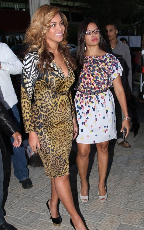 Beyonce-Pregnant-Again
