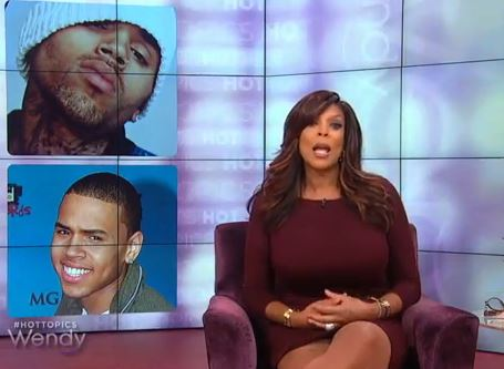 Wendy Williams gets nasty