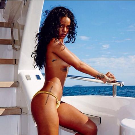 Rihanna is a TEASE