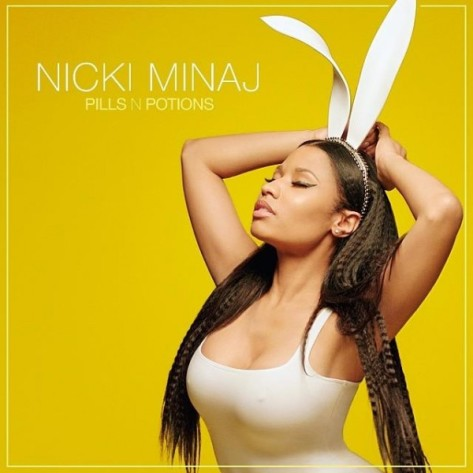 NIcki Minaj releases artwork for her newest single