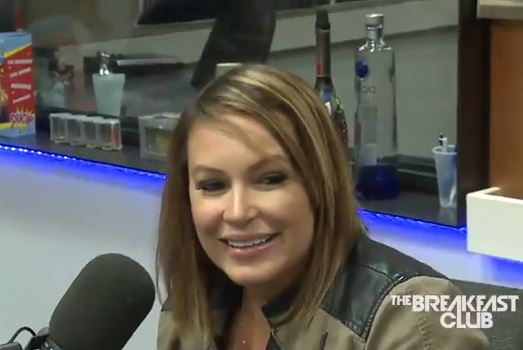 11 Things We Learned From The Breakfast Club Angie Martinez Interview [Photos]