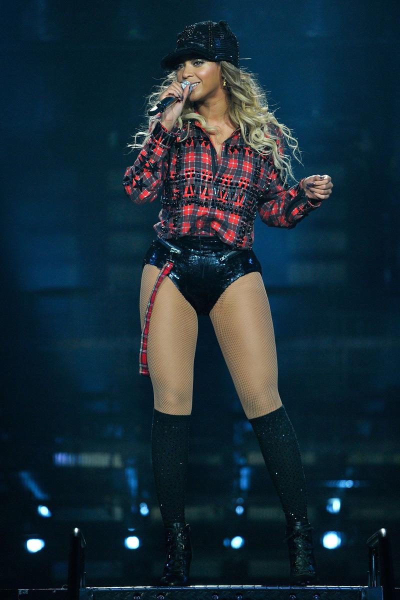 Beyonce Mrs Carter Show World Tour